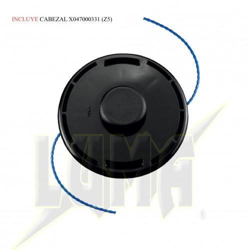 CABEZAL PARA DESBROZADORA ECHO X047000331 (Z5)