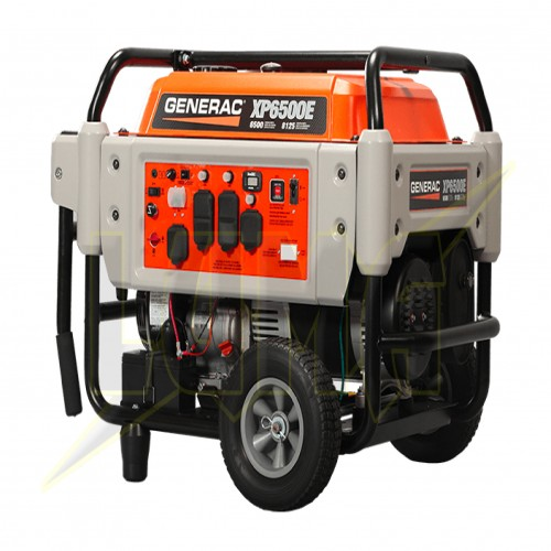 GENERADOR PORTÁTIL GENERAC 6500 WATTS (407 cc)
