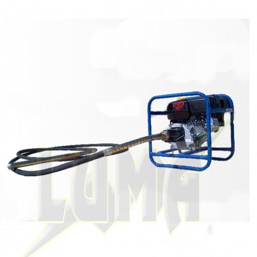 UNIDAD MOTRIZ  VIBRADOR MPOWER (5.5 HP) CONJUTO 30MM /7MTS